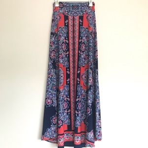 Renee C | Stitch Fix Charlize Maxi Skirt